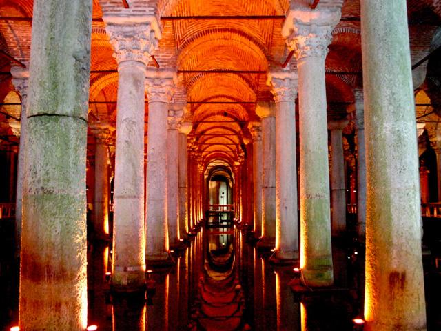cisterna-basilica istanbul