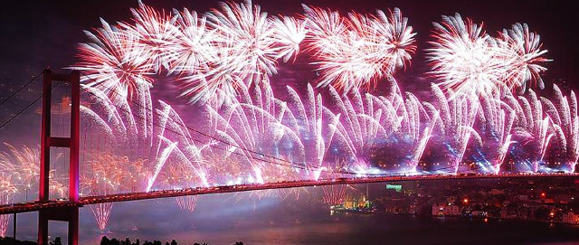 happy-new-year da Istanbul