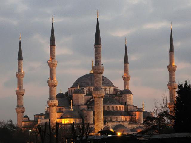 moschea-blu Istanbul