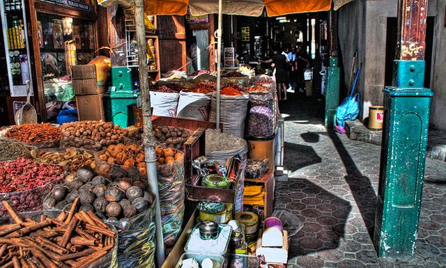 Il Bazaar Egiziano - Il mercato delle spezie di Istanbul