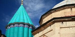 Konya-mausoleo