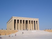 mausoleo di Ataturk- anitkabir