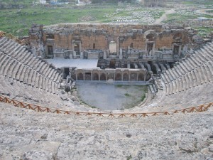 teatro hierapolis
