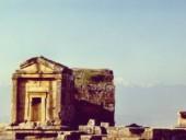 porta dell'inferno di Hierapolis